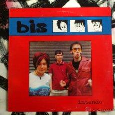 Discos de vinilo: BIS - INTENDO - LP - VINILO - CAPITOL - GRAND ROYAL - 1998. Lote 52164587
