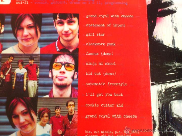 Discos de vinilo: BIS - INTENDO - LP - VINILO - CAPITOL - GRAND ROYAL - 1998 - Foto 3 - 52164587