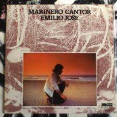 Discos de vinilo: EMILIO JOSE - MARINERO CANTOR - LP - VINILO - BELTER - 1977. Lote 52164618
