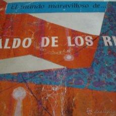 Discos de vinilo: EL MUNDO MAGICO DE WALDO DE LOS RIOS-EL INENCONTRABLE LP ORIGINAL ESPAÑOL FONTANA 1959. Lote 52230798