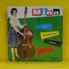 Discos de vinilo: MINA - TUA + 3 - EP. Lote 52277488
