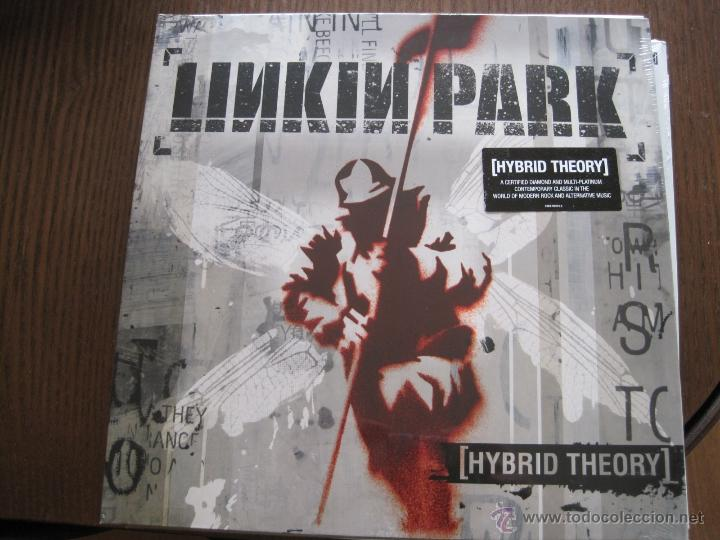 Linkin Park Hybrid Theory 2000 Lp Reedici Sold