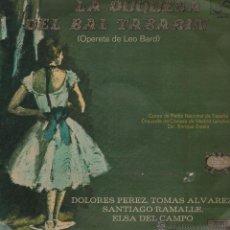 Discos de vinilo: LA DUQUESA DEL BAL TABARIN .. LP. Lote 52281443