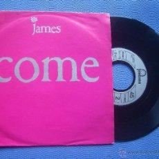 Discos de vinilo: JAMES COME SINGLE UK 1990 PDELUXE. Lote 52286499