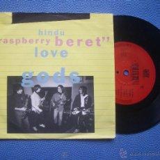 Discos de vinilo: HINDU LOVE GODS RASPBERRY BERET SINGLE GERMANY 1990 PDELUXE. Lote 52286547