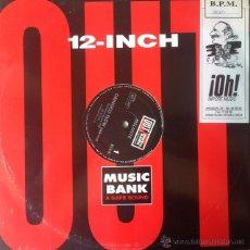 Discos de vinilo: MELANYE - ORINOCO FLOW . MAXI SINGLE . 1991 ITALIA . Lote 52290577