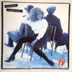 Discos de vinilo: TINA TURNER - FOREIGN AFFAIR (LP CAPITOL 1989 ESPAÑA) PORTADA ABIERTA. Lote 52296706