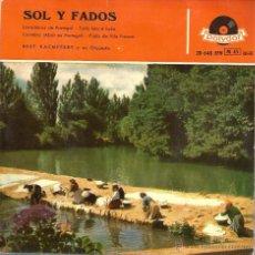 Discos de vinilo: EP BERT KAEMPFERT Y SU ORQUESTA : SOL Y FADOS ( PORTUGAL SONGS ) . Lote 52301468