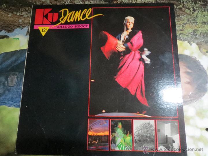 CHICO SECCI KU DANCE. (Música - Discos de Vinilo - Maxi Singles - Otros estilos)