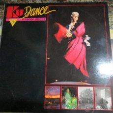 Discos de vinilo: CHICO SECCI KU DANCE.. Lote 52307406