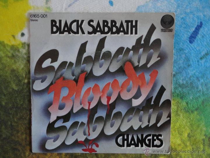 BLACK SABBATH - SABBATH BLOODY SABBATH // SINGLE // 1973 // VINILO A ESTRENAR (Música - Discos - Singles Vinilo - Heavy - Metal)