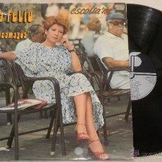 Discos de vinilo: NURIA FELIU I LOS GUACAMAYOS - ESCOLTAM - LP NURIA FELIU PRODUCCIONS 1975. Lote 52310877