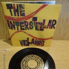 Discos de vinilo: THE INTERSTELLAR VILLAINS. BIG HEAD. SG-GATEFOLD / MUNSTER RECORDS - 1991. CALIDAD LUJO. ****/****. Lote 52311768