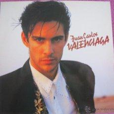Discos de vinilo: LP - JUAN CARLOS VALENCIAGA - SAME (SPAIN, VIRGIN RECORDS 1988). Lote 52312780