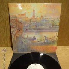 Discos de vinilo: ROMERO SANJUAN. GUADALQUIVIR. LP-PROMO / RCA - 1984. MUY BUENA CALIDAD. ***/***. Lote 52318274