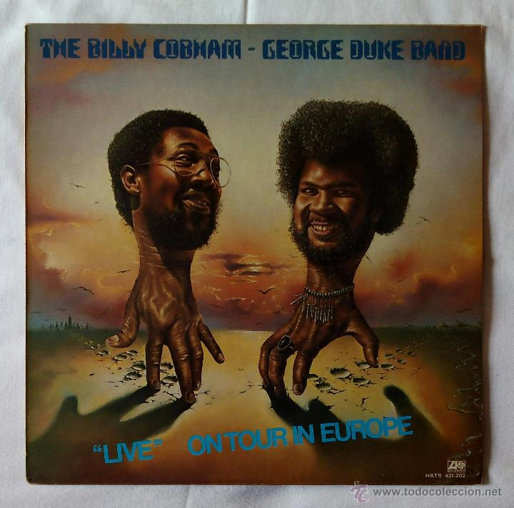 Billy Cobham George Duke Band The Live On To Comprar Discos Lp