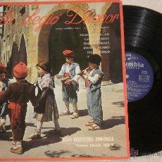 Discos de vinilo: LA LEGIO D´HONOR. (OBRA LIRICA) RAFAEL MARTINEZ VALLS-VICTOR MORO. COLUMBIA 1966. Lote 52320688