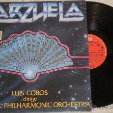 Discos de vinilo: LUIS COBOS ZARZUELA LP. Lote 52321593