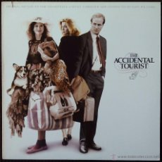 Discos de vinilo: BSO, THE ACCIDENTAL TOURIST (WARNER) LP USA - JOHN WILLIAMS - EL TURISTA ACCIDENTAL. Lote 52322152