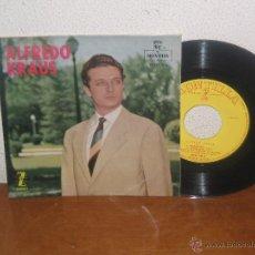 Discos de vinilo: ALFREDO KRAUS 7´´ MEGA RARO EXTENDED PLAY ESPAÑA. Lote 52322374