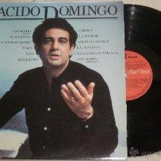 Discos de vinilo: PLACIDO DOMINGO - PARA CAJA BARCELONA - LP RCA 1982. Lote 52323049