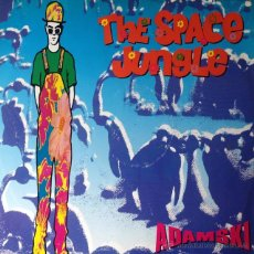 Discos de vinilo: ADAMSKI - THE SPACE JUNGLE . MAXI SINGLE . 1990 UK . Lote 52323191