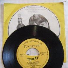 Discos de vinilo: DISCO FUNDADOR 1967 - EL RITMO LIVERPOOL - LOS EXOTICOS - UN HOMBRE RESPETABLE - ETC.... Lote 52327134