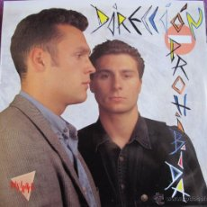 Discos de vinilo: LP - DIRECCION PROHIBIDA - SAME (SPAIN, PASAROCK RECORDS 1993). Lote 56875023