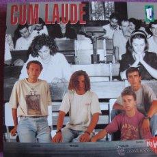 Discos de vinilo: LP - CUM LAUDE - SAME (SPAIN, PASAROCK RECORDS 1991). Lote 52327646