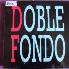 Discos de vinilo: LP - DOBLE FONDO - SAME (SPAIN, CASKABEL RECORDS 1988). Lote 52329118