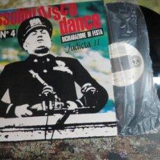 Discos de vinilo: MUSSOLINI DISCO. Lote 52340966