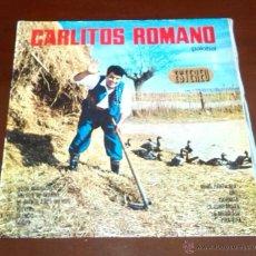 Discos de vinilo: CARLITOS ROMANO - PALOBAL - 1967. Lote 52342982