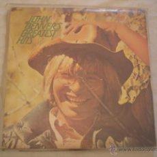 Discos de vinilo: JOHN DENVER ?– JOHN DENVER'S GREATEST HITS. Lote 52345054