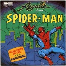 Regaliz (Josep Llobell) – Spider-Man - Sg Spain 1980 - DB Belter 1-10.098 - Mint