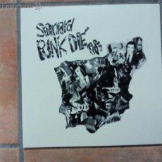 Disques de vinyle: VV.AA. SPANIARD PUNK OLE! - 2XLP - 80'S SPANISH PUNK - VULPESS - FAMILIA REAL - NEW. Lote 52360724
