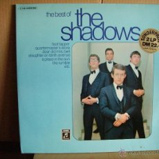 Discos de vinilo: THE SHADOWS ---- THE BEST OF. Lote 52362250