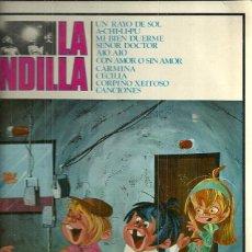 Discos de vinilo: LA PANDILLA LP PORTADA DOBLE SELLO MOVIEPLAY AÑO 1970 EDITADO EN ESPAÑA. Lote 52377610