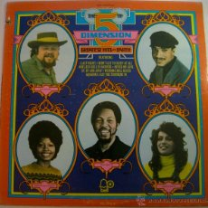 Discos de vinilo: THE 5TH DIMENSION - GREATEST HITS ON EARTH - BELL 1106 STEREO US 1972. Lote 52378102