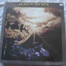 Discos de vinilo: JACKSON BROWNE RUNNING ON EMPTY . Lote 52383032