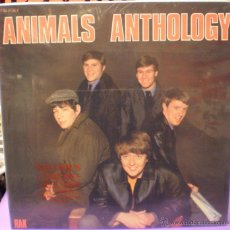 Discos de vinilo: ANIMALS - ANTHOLOGY - DOBLE LP RECOPILATORIO, EDICIÓN FRANCESA DE 1976 (GATEFOLD SLEEVE). Lote 52391610