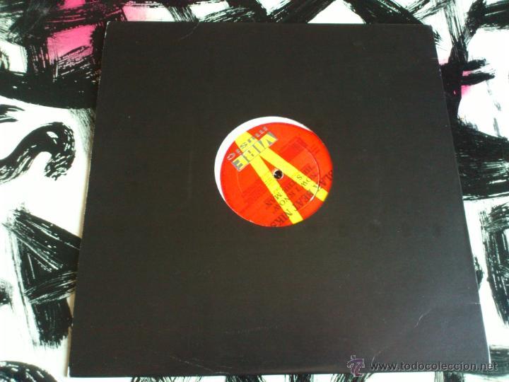 Discos de vinilo: BLACK BEAT NIKS - NOW I KNOW - MAXI - VINILO - VIBE - DUB - 1995 - Foto 2 - 52393662