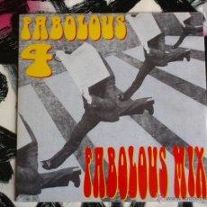 Discos de vinilo: FABOLOUS 4 - FABOLOUS MIX - MAXI - VINILO - MAX MUSIC - 1996. Lote 52393918