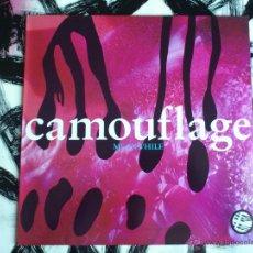 Discos de vinilo: CAMOUFLAGE - MEANWHILE - LP - VINILO - METRONOME - 1991. Lote 52394946