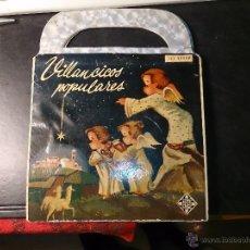 Discos de vinilo: VILLANCICOS POPULARES SOFIA NOEL .TELEFUNKEN. DIRECCION E. COFINER. AÑO 1958. Lote 52395921
