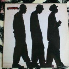 Discos de vinilo: THE BLACK FLAMES - DANCE WITH ME - LP - VINILO - CBS - 1990. Lote 52398189
