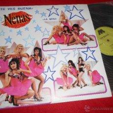 Discos de vinilo: LAS NENAS TE VES BUENA/LA MINI +2 12 MX 1991 M EDICION MEXICANA MEXICO EX. Lote 52399410