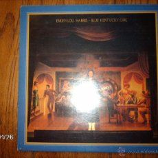 Discos de vinilo: EMMYLOU HARRIS - BLUE KENTUCKY GIRL . Lote 52410988
