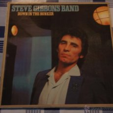 Discos de vinilo: STEVE GIBBONS BAND ( DOWN IN THE BUNKER ) 1978 - GERMANY LP33 POLYDOR. Lote 52425156