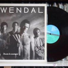 Discos de vinilo: GWENDAL, DANSE LA MUSIQUE, SOVISA RECORDS, 1985, 1ª EDIC ORIG, MADE SPAIN, LP. Lote 52435115