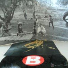 Discos de vinilo: BUENAS VIBRACIONES LP LA FABRICA MAGNETICA POCH ORIGINAL ESPAÑA 1990 PORTADA DESPLEGABLE + ENCARTE. Lote 52435895